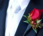 Holiday_Wedding-Boutonniere