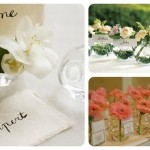flower-placecards