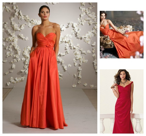 Coral_Bridesmaid_dresses