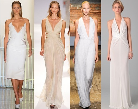 Celebrity Inspired Wedding Dresses