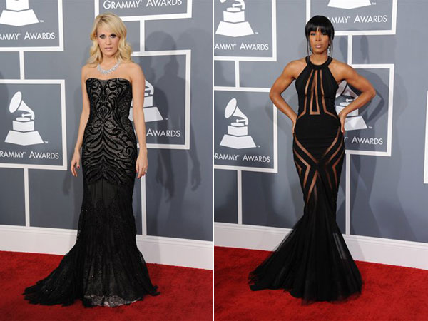 grammys red carpet 2013