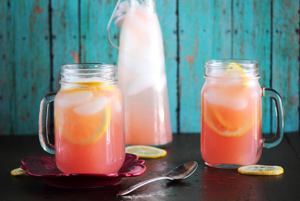 Grapefruit Non-Alcoholic Cocktail