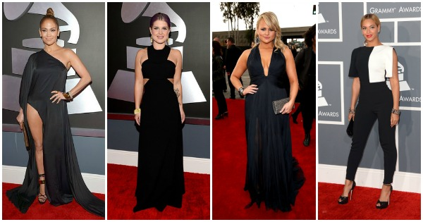grammy red carpet 2013