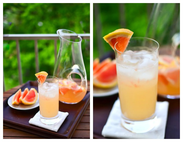 Grapefruit Signature Cocktail
