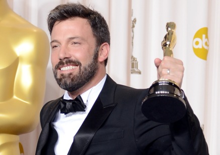Ben Affleck Academy Awards 2013