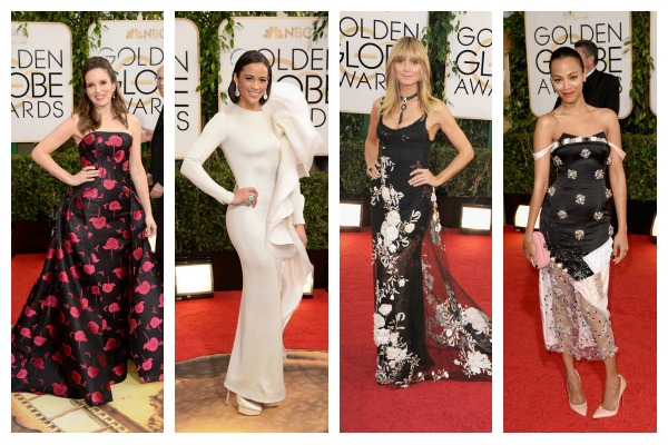 Golden Globes 2014 Red Carpet