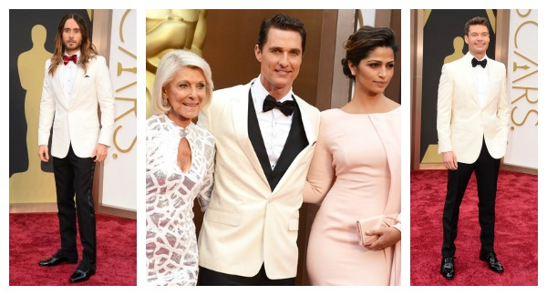 Academy Awards Red Carpet 2014