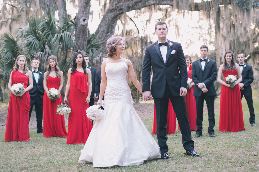Results For Red Ivory And Black Wedding